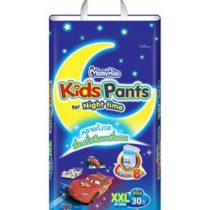 MAMY POKO กางเกงผ้าอ้อม สำหรับเด็กชาย รุ่น 3691029 ไซส์ XXL 30 ชิ้น