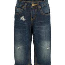 LEE  กางเกงยีนส์ขาสั้นเด็กชาย รุ่น LK 26011102 ไซส์ 10 สียีนส์