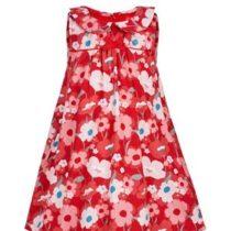 LITTLE RENOWN ชุดกระโปรงเด็กหญิง รุ่น 1612TDR082 ไซส์ 140  สีแดง
